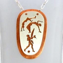 Capoeira Necklace